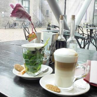 Coffee or tea stephanie