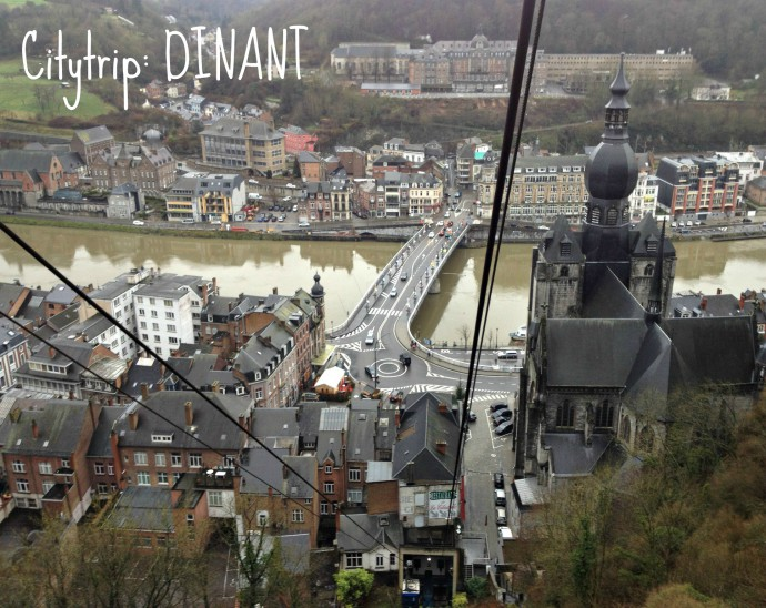 Citytrip: Dinant citadel