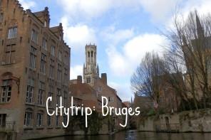 Citytrip: Bruges