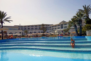 Pool El Mouradi Palm Marina