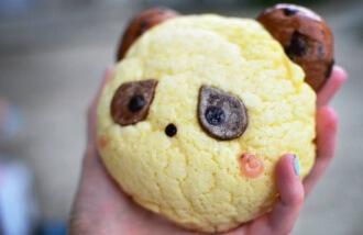 Japan Cookie Panda