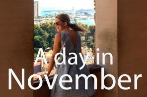 A day in November #monthlyvlog 1