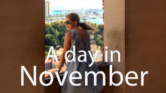 A day in November #monthlyvlog 1