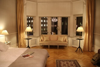 Come Stay With Me in hotel Drottning Kristina – Stockholm