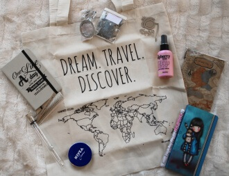 travel goodies